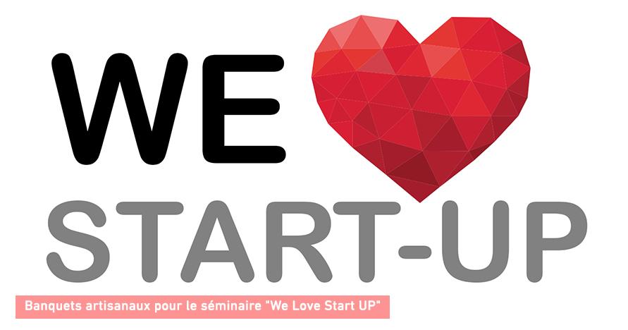 Logo We Love Startup