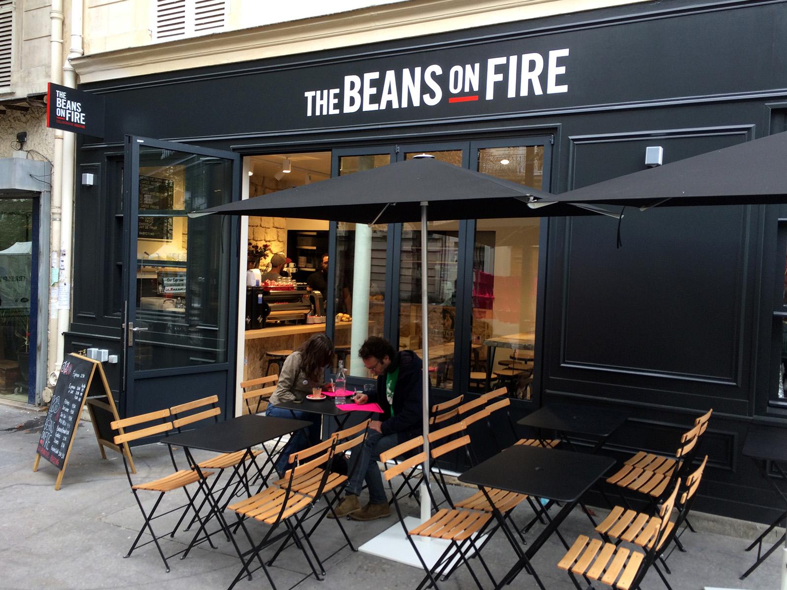 BeansOnfire